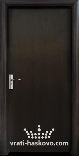 Интериорна HDF врата, модел 030 Венге