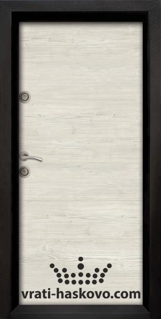 Блиндирана входна врата модел Ale Door 402 Sunta